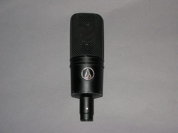 Audio Technica AT 4040 Large Diaphragm Cardioid Condenser Microphone