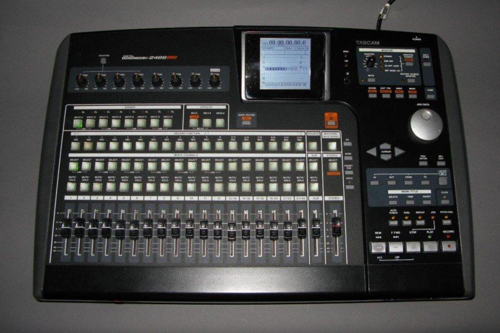 Tascam 2488 Neo : tascam portastudio 2488 neo electric denim studios ~ Hamham.info Haus und Dekorationen