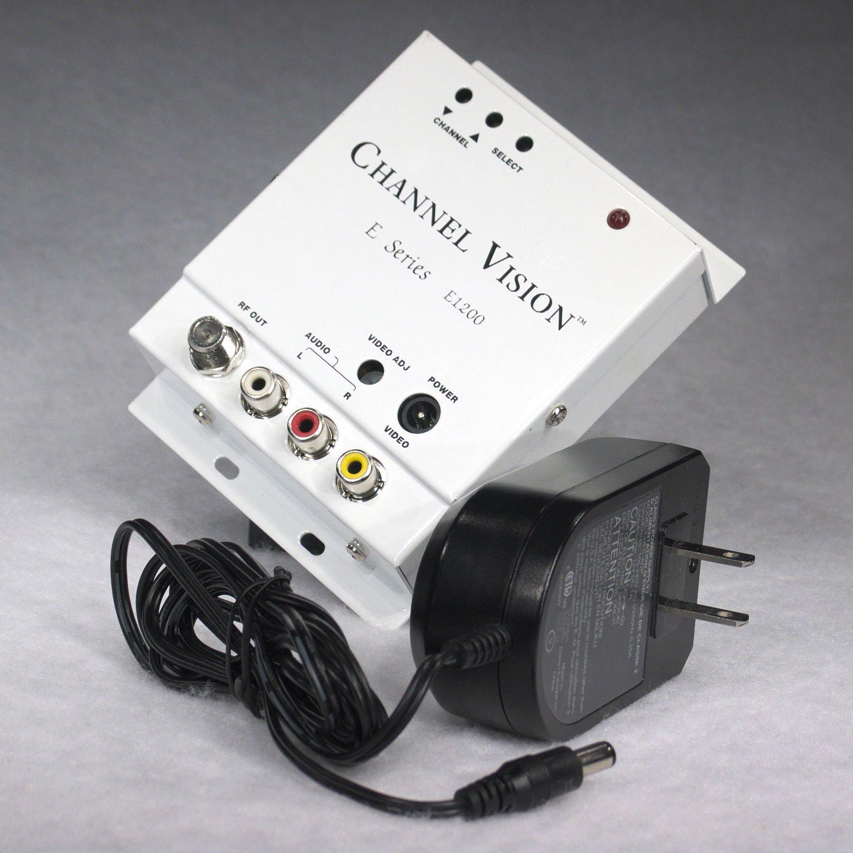 Channel Vision E Series E1200 RF Modulator