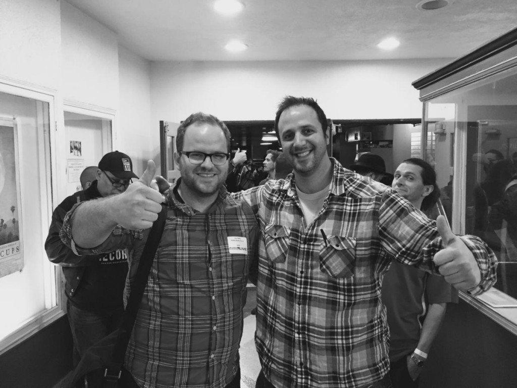 Audio Bloggers Live Pro Mixer Interviews – Help Phoenix House
