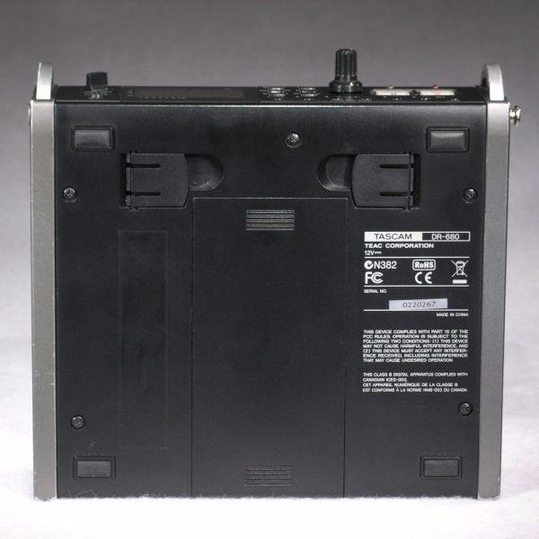 Tascam Microphone Recorder DR-680 Digital