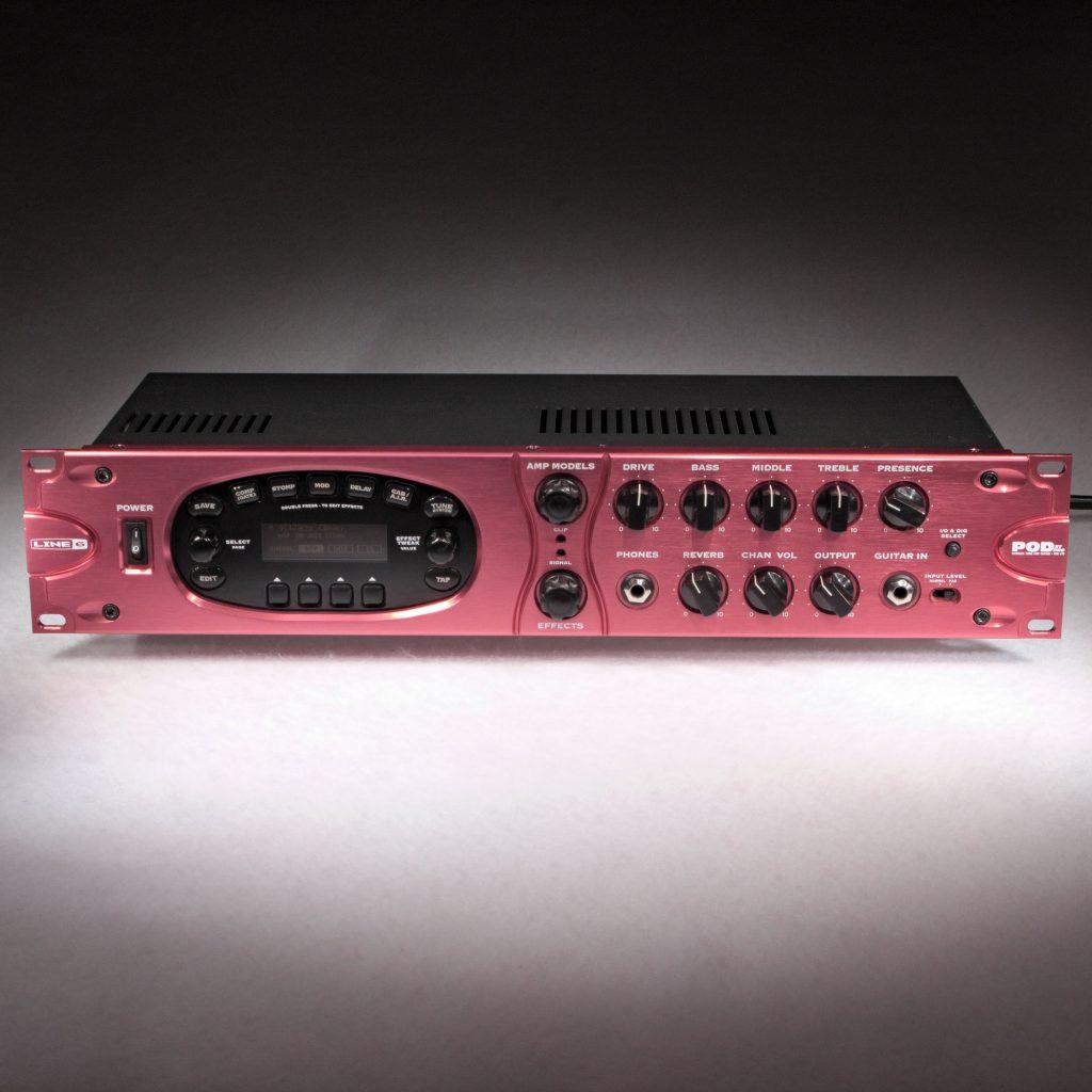 line6 pod xt pro guitar multi effects processor line 6. Black Bedroom Furniture Sets. Home Design Ideas