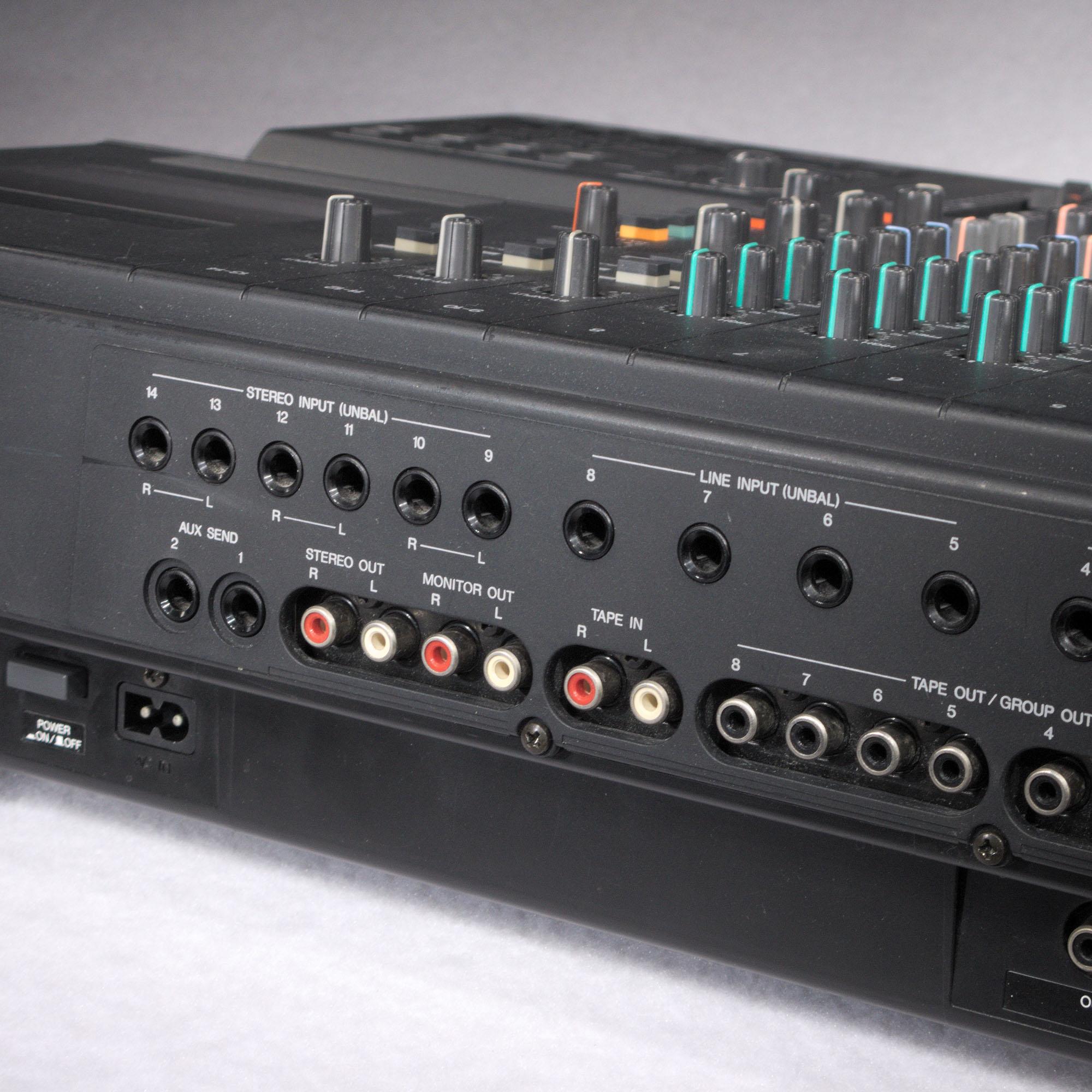 yamaha mt8x multitrack recorder 8 track cassette 06 electric denim studios. Black Bedroom Furniture Sets. Home Design Ideas