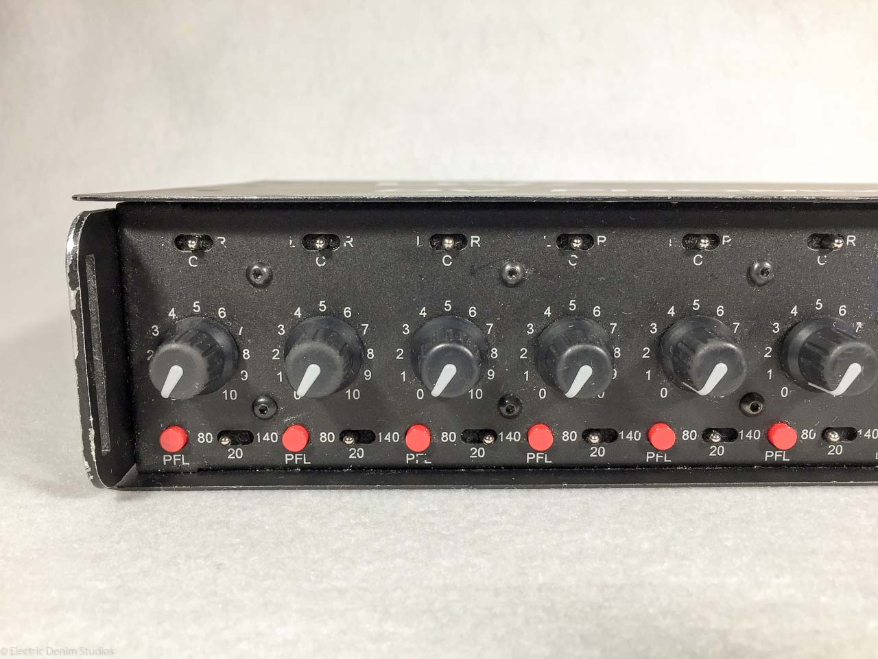 Dv Audio Promix 6 Channel Production Field Mixer Psc